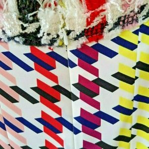 Oscar de la renta womens size 6 silk dress